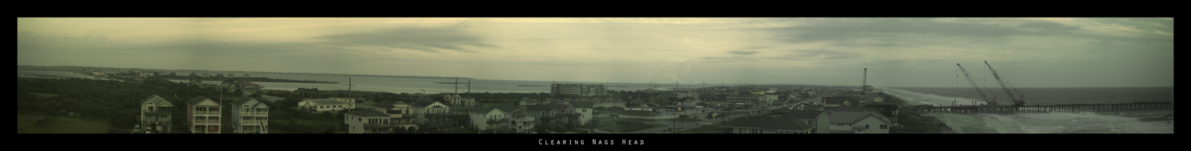 Clearing Nags Head by Sudak
