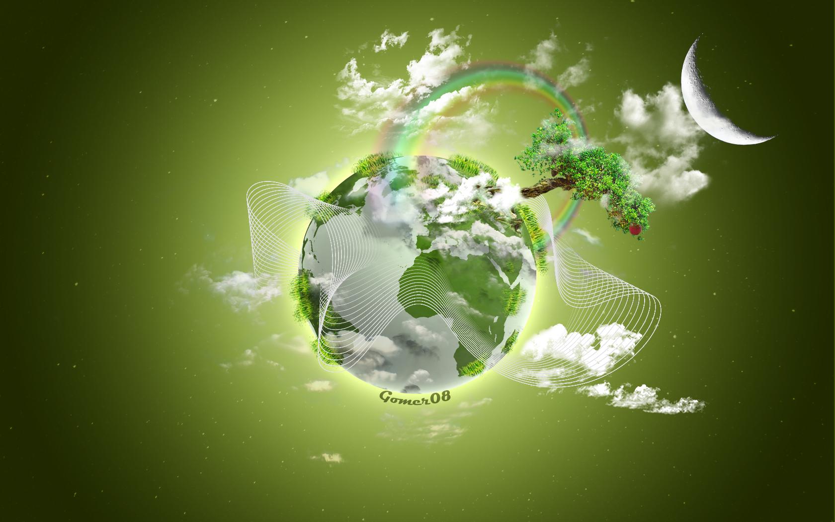 green planetgomer08 on deviantart