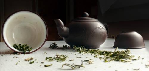 Tea set by Gomer08