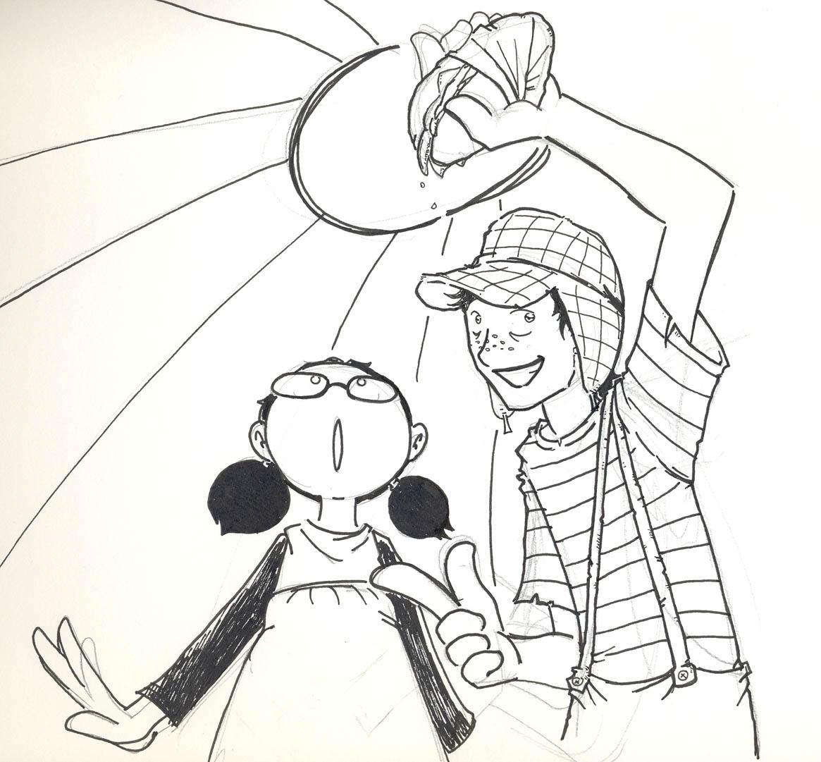 El Chavo Del Ocho Animado Para Colorear