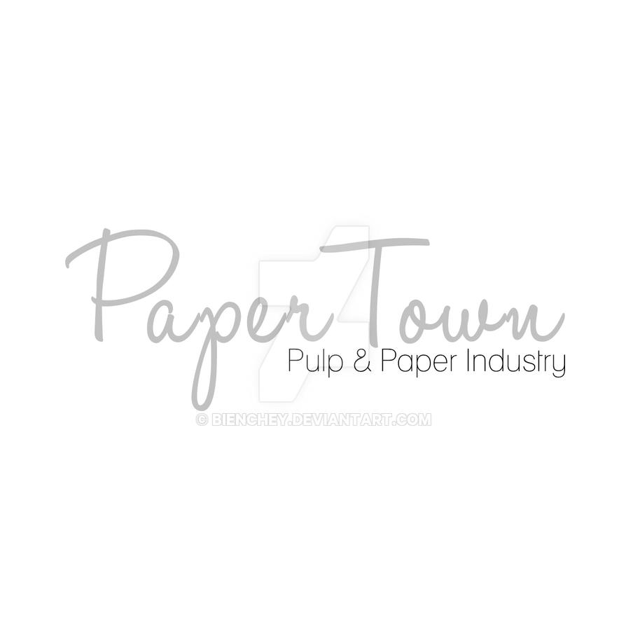 Paper Mill Logo by bienchey