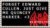STAMP: Quincey Harker by Islandstar