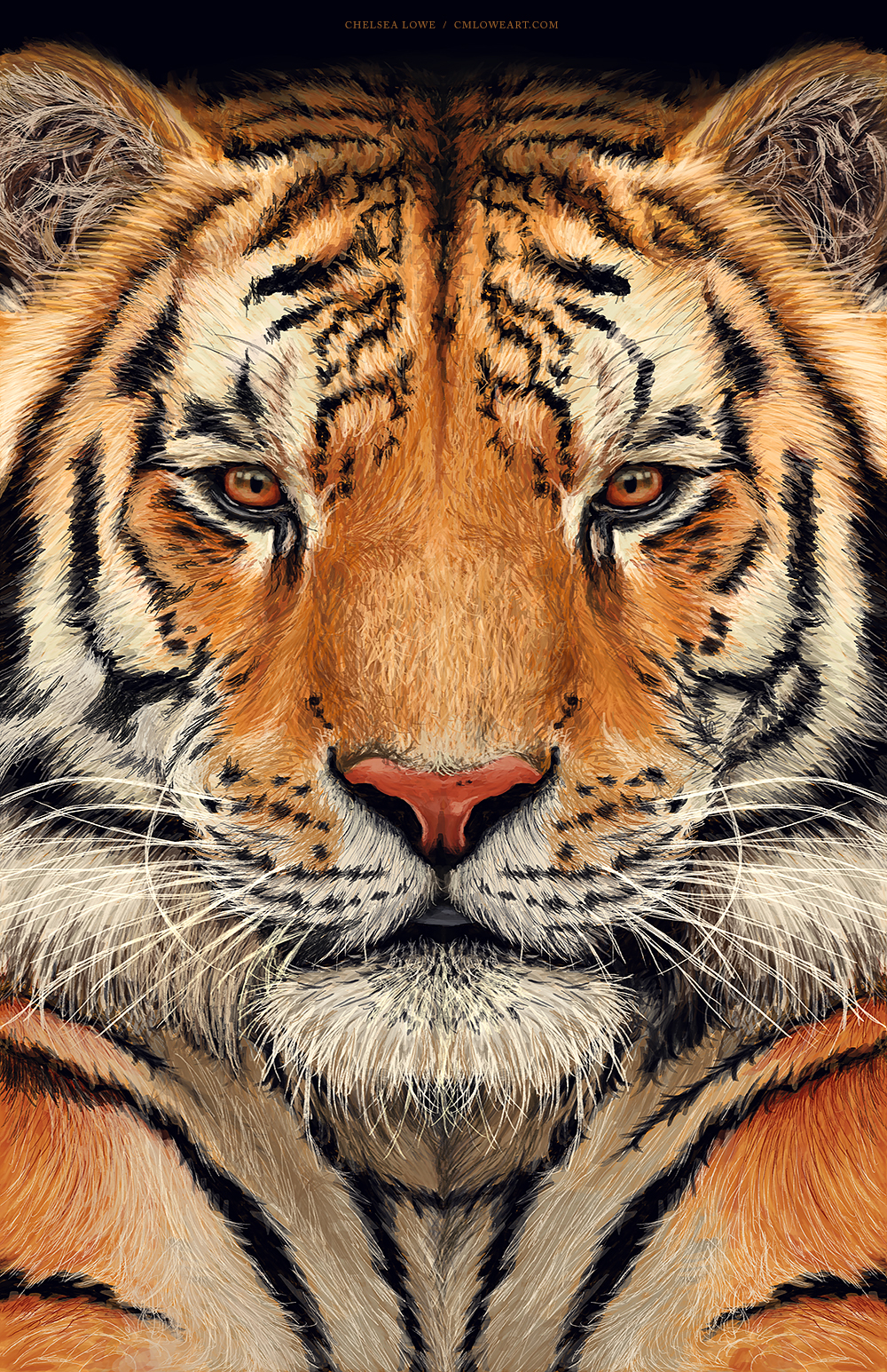 Panthera Tigris by Islandstar
