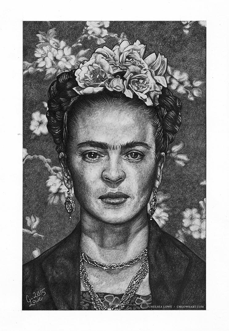 Frida Kahlo by Islandstar