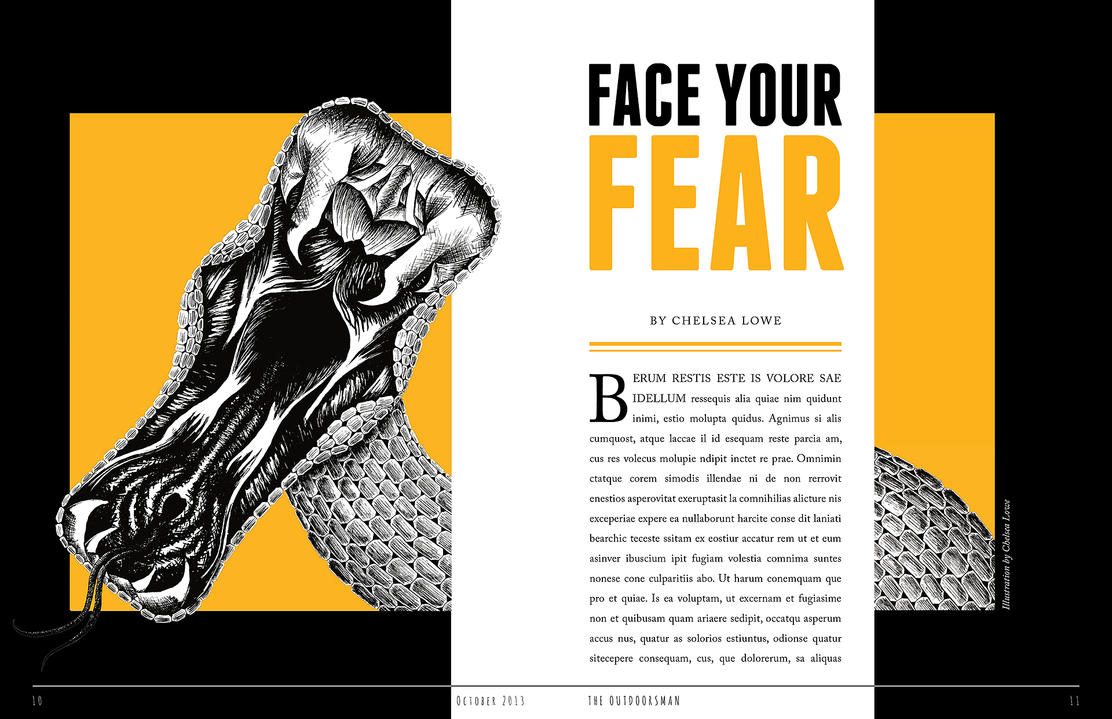 Face Your Fear - spread by Islandstar