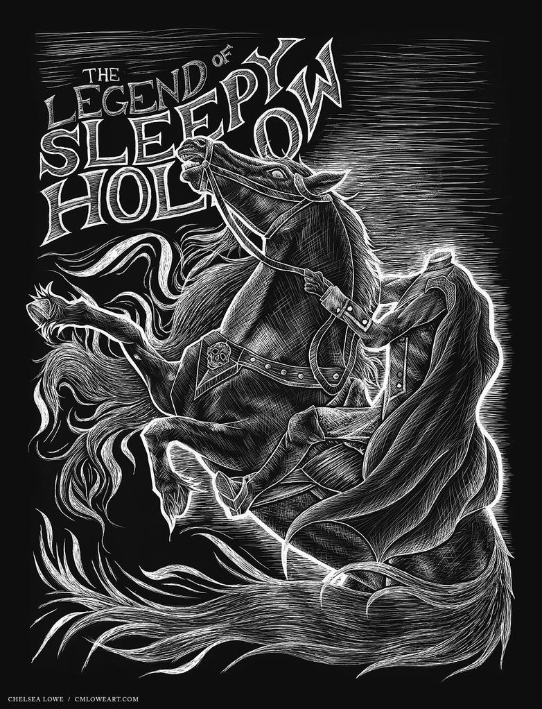 The Legend of Sleepy Hollow by Islandstar