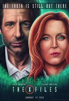 The X-Files Revival by cmloweart