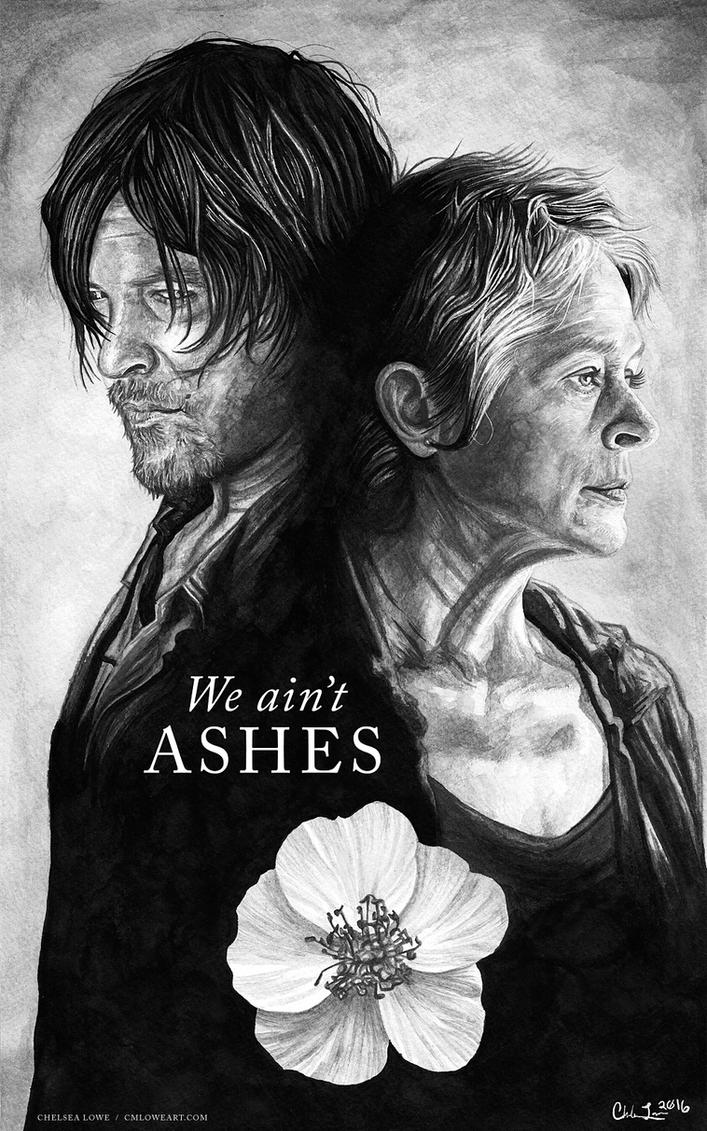 We Ain't Ashes by Islandstar