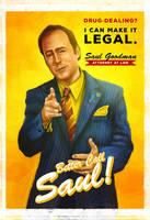 Better Call Saul by cmloweart