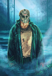 Jason (2009) by cmloweart