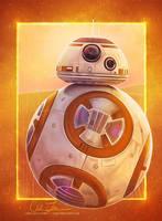 BB-8 by cmloweart