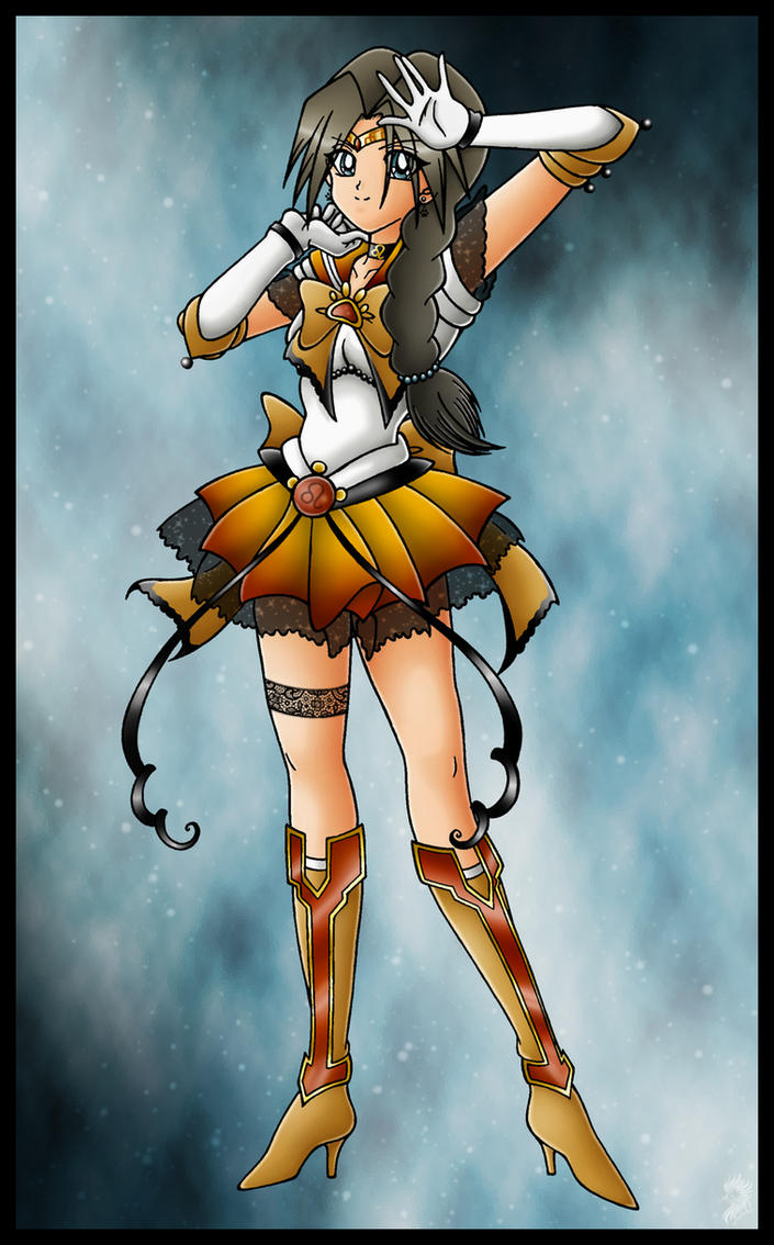 :Sailor Zodiac Leo: by Bilashakala on DeviantArt