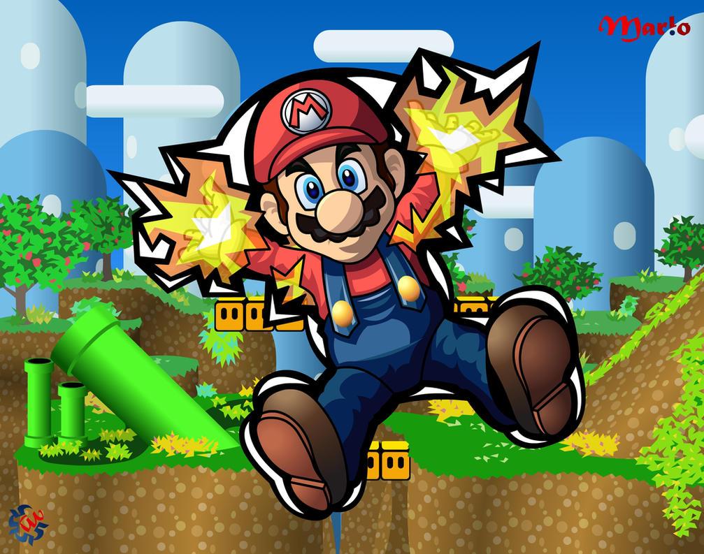 Mario by Mauricio5555