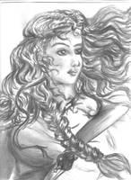 Warrior Princess by Celestial-Lotus