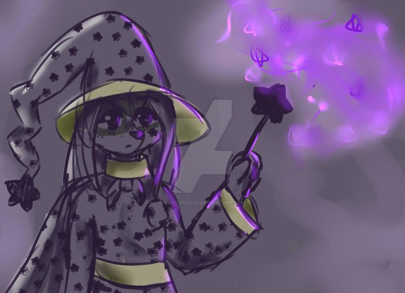Wizard by LostJPizzaD