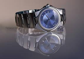Vectorial watch by Tripio