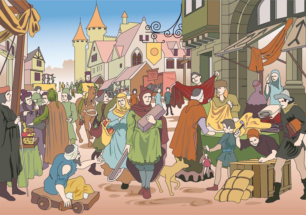 Sarasota Medieval Fair 2015 - Cast in Bronze - YouTube