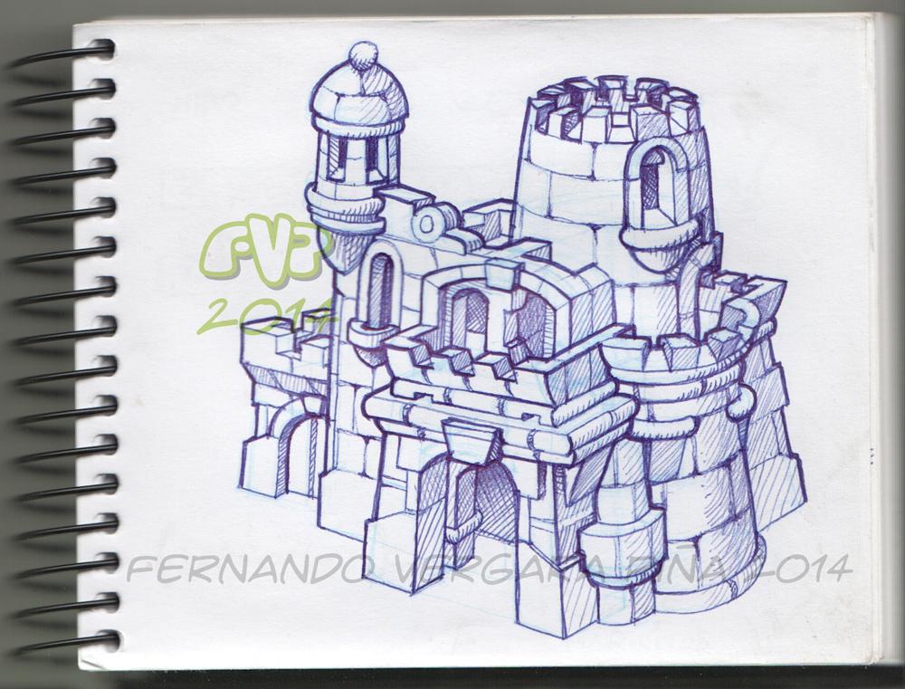 Casa-castillo by Tripio