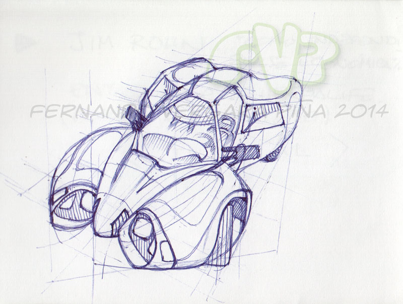 Race Car by Tripio