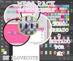 Mega Pack 50 watchers