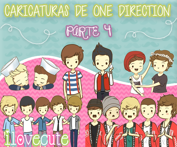 Nuevas Caricaturas De One Direction P4 by IloveCute1220