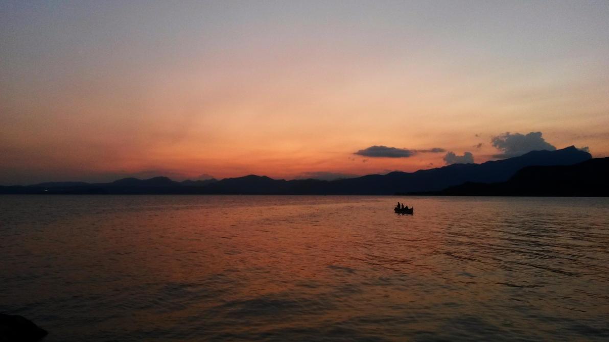 At sunset by CrawlingchaosMD