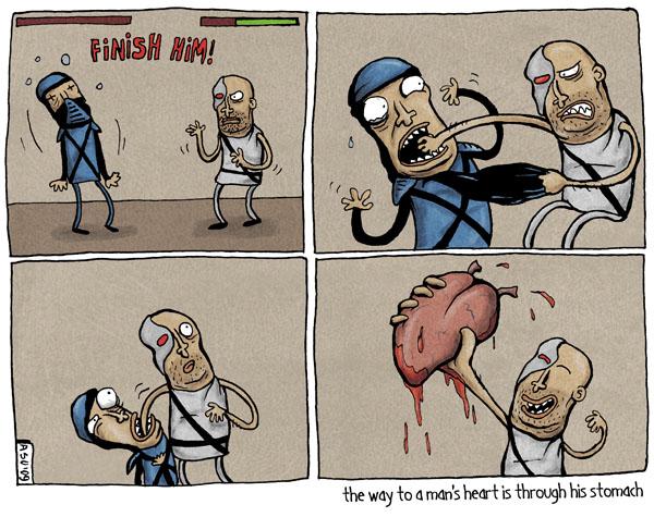 Mortal Kombat by TomPastuszka