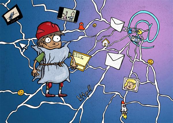 safe in internet by TomPastuszka