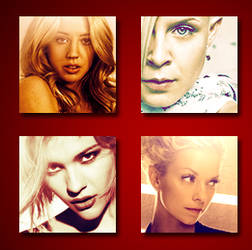 4 Swedish singers :Icons: