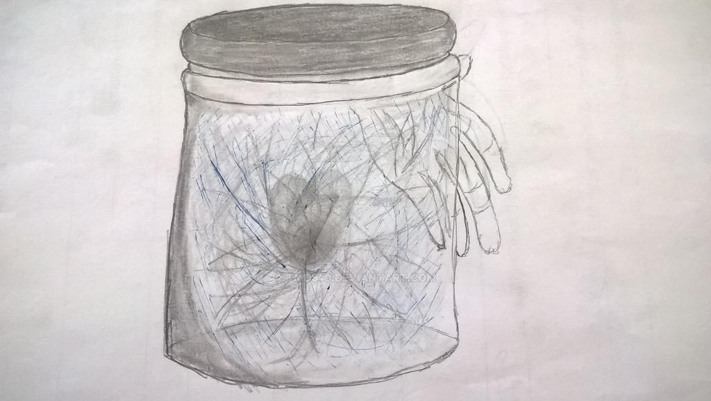 colored soul in a jar by tmd540
