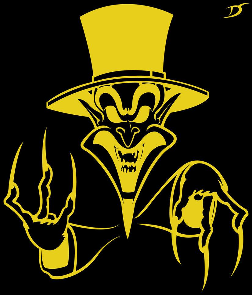 ICP Joker Card The Ringmaster by daldaemarIcp Joker Card Drawings