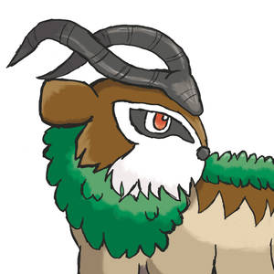 I was bored, here's a Gogoat