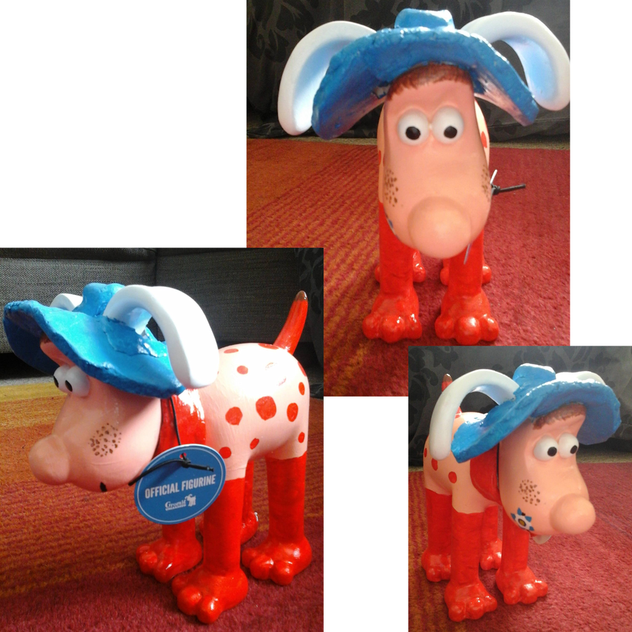 Ermintrude Gromit by ChobiChibi
