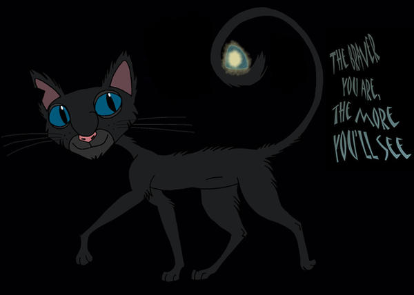 Top Coraline Cat Drawing Images for Pinterest Tattoos