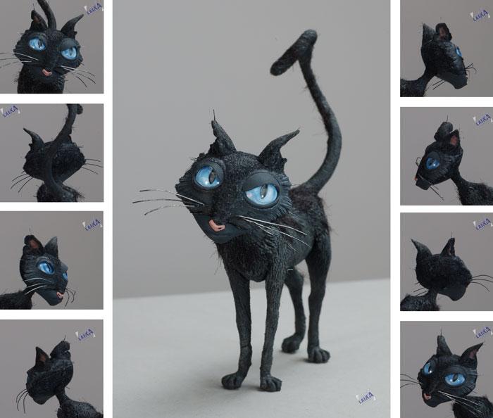 Coraline: Cat Outline by Graystripe64 on DeviantArt