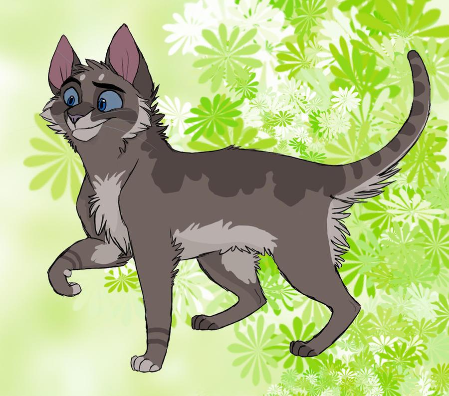 Warrior Cats Dawn Of The Clans Fanart: Littlecloud By Graystripe64 On DeviantArt