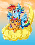 Dragon Ball Ponies