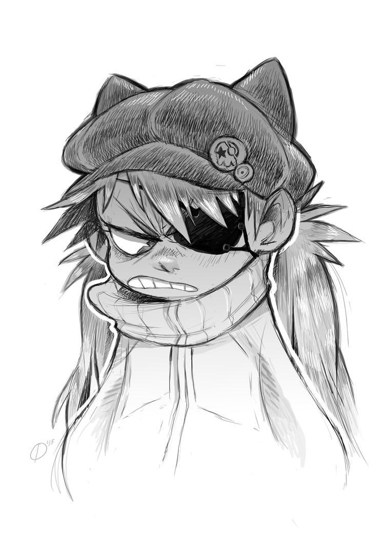 Baka Shinji... by Graystripe64