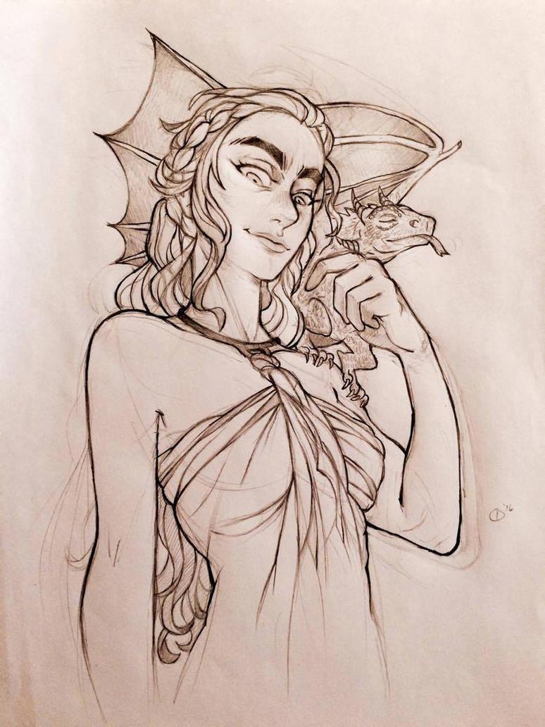 Khaleesi by Graystripe64