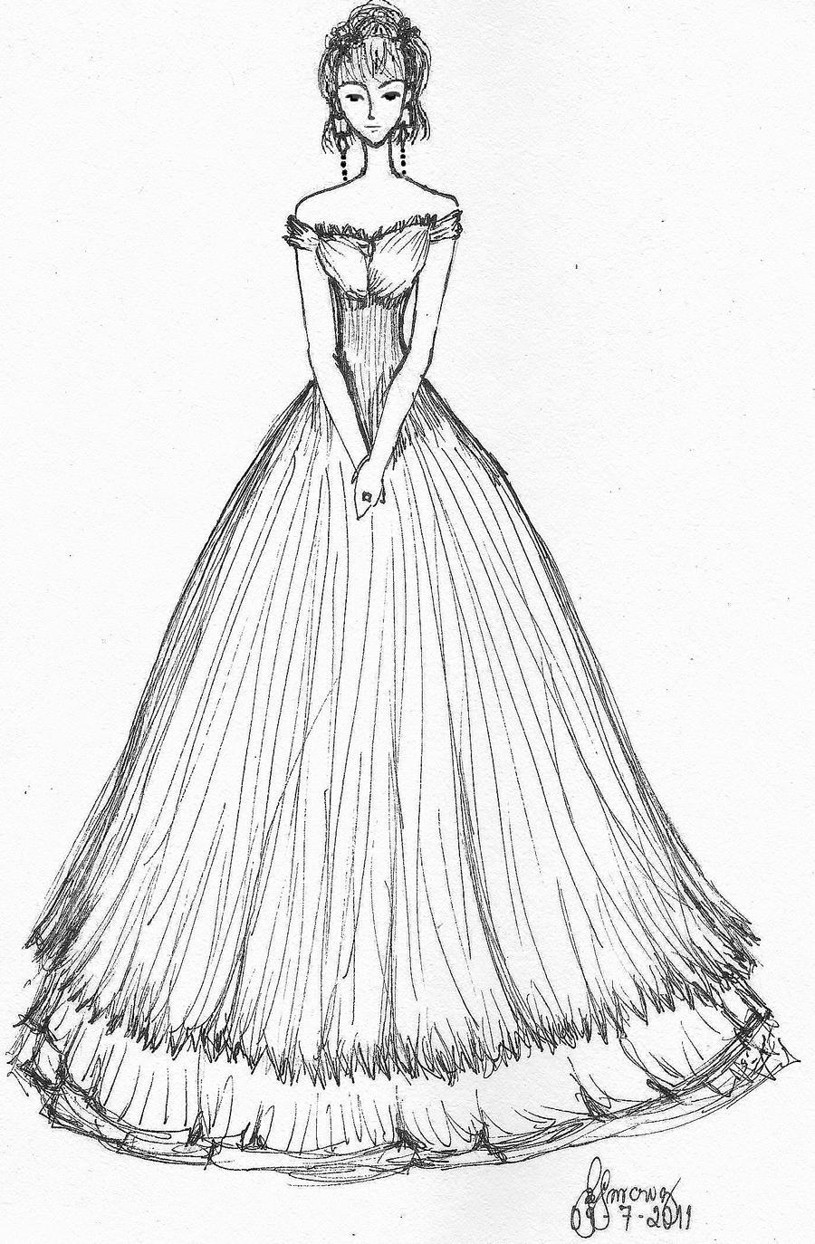 Elegant Prom by JoyceCruz on DeviantArt