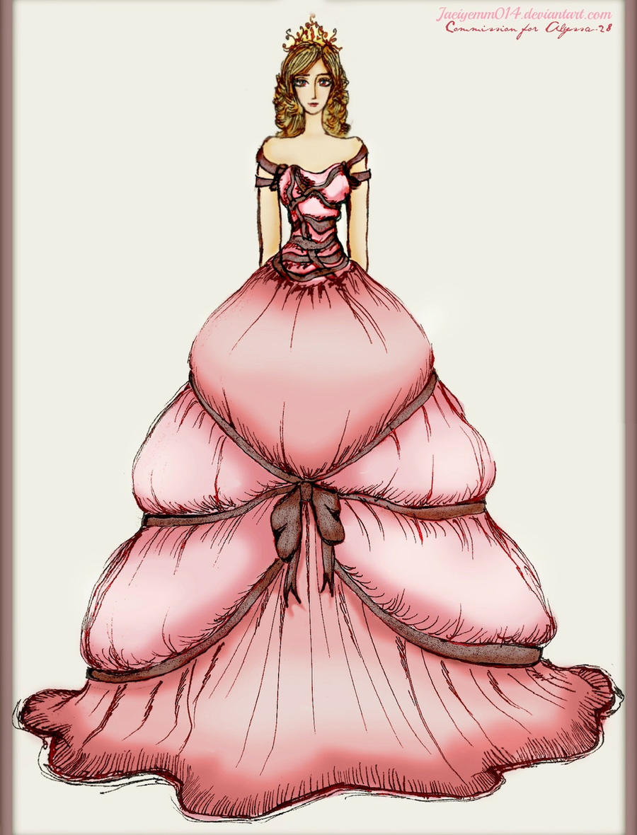 Princess Caitlin by Jaeiyemm014