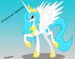 Princess Diamond Sparkle