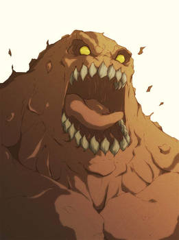 clayface colored