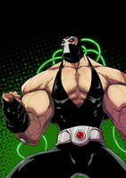 Bane Colored by Anny-D