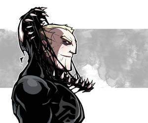 Venom Free Head by Anny-D