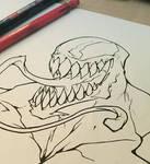 venom head ink
