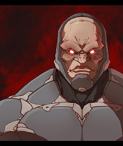 Darkseid by Anny-D