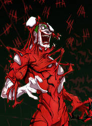 Joker Carnage by Anny-D