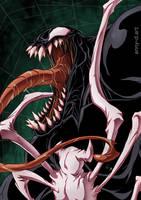 Venom Scream by Anny-D