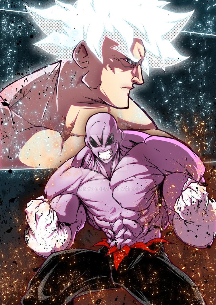 Jiren Goku by Anny-D